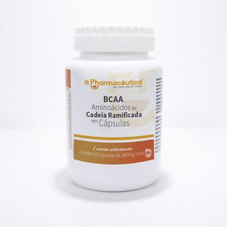 BCAA aminoácido de cadeia ramificada