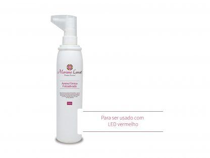 Blend de ativos folículo estimulantes, rico em fatores de crescimento e extratos inovadores que auxiliam no crescimento capilar. Possui cromóforo específico para ser usado com led vermelho.