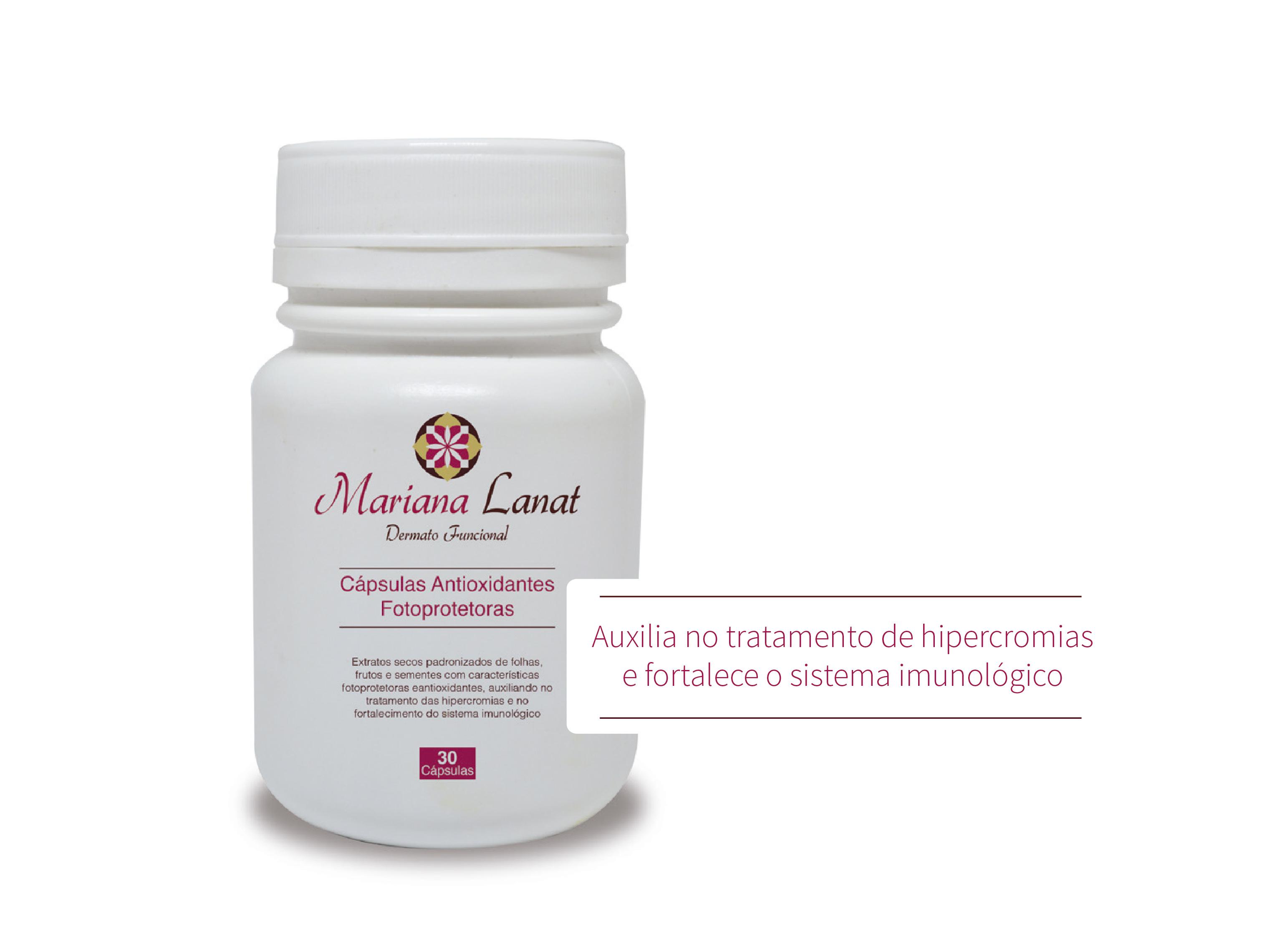 Extratos secos padronizados de folhas, frutos e sementes com características fotoprotetoras e antioxidantes, auxiliando no tratamento das hipercromias e no fortalecimento do sistema imunológico.
