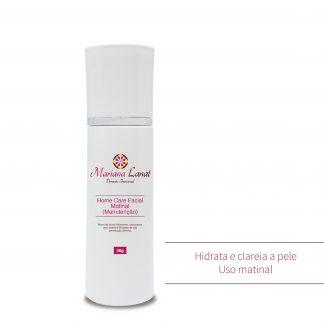 Blend de ativos hidratantes, clareadores sem ácidos e firmantes de alta permeação dérmica.