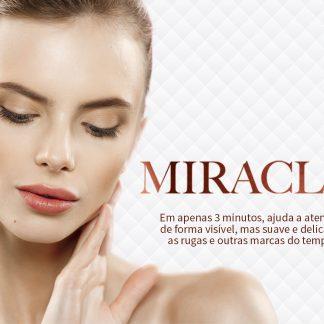 Miracle Complex®Ajuda a atenuar as rugas e outras marcas do tempo de forma visível